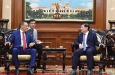 Des entreprises kazakhes sont satisfaites de l'environnement d'affaires à HCM-Ville