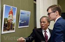 "Exposition de photos ""Vietnam : nature et homme"" en Russie"