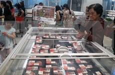 Le Vietnam importe près de 25.300 tonnes de viande de porc depuis le début de l'année