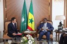 Le Vietnam et le Sénégal intensifient leur coopération dans plusieurs domaines
