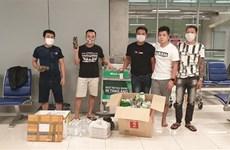 Efforts pour soutenir des citoyens vietnamiens bloqués en Thaïlande