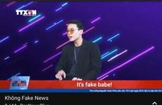 La VNA présente une chanson contre les fausses nouvelles