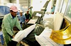 Le Myanmar exporte 1,64 million de tonnes de riz dans la première moitié de l'exercice 2019-2020