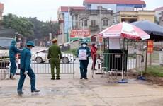 Hanoï se concentre sur l'examen des personnes liées à la zone épidémique à Ha Loi
