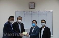 COVID-19 : des Vietnamiens au Cambodge et en Russie soutiennent la population des pays d'accueil