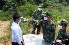 Des localités poursuivent les mesures urgentes pour lutter contre le COVID-19