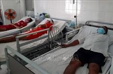 L'Indonésie remercie les gardes-frontières de Soc Trang pour avoir sauvé cinq pêcheurs