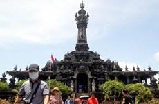 Indonésie: chute du nombre de touristes étrangers  en raison du COVID-19