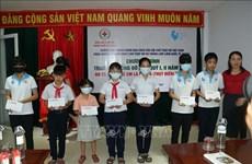 Da Nang: plusieurs activités font écho au Mois humanitaire 2020