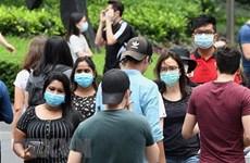 L'évolution de l'épidémie de COVID-19 dans des pays d'Asie du Sud-Est