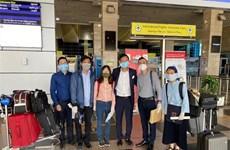 Rapatriement de 266 citoyens vietnamiens du Koweït, du Qatar et d'Égypte