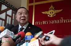 Thaïlande : le vice-PM Prawit Wongsuwon prend temporairement la direction du Parti au pouvoir