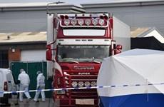 Un suspect admet une infraction dans l'affaire de 39 Vietnamiens retrouvés morts au Royaume-Uni