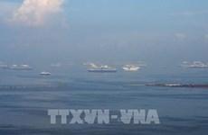 Au moins 12 disparus dans une collision au large des Philippines