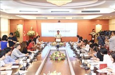 Saisir les opportunités pour accélérer les priorités du Vietnam au Conseil de sécurité de l'ONU