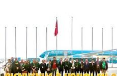2020 : accueil des premiers touristes étrangers à Hanoï