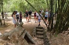 Quang Tri - destination des souvenirs de guerre avec un désir de paix