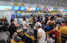 Rapatriement de près de 300 citoyens vietnamiens de Russie