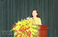 Ho Chi Minh-Ville déterminée à atteindre ses objectifs socio-économiques de 2020