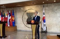 La République de Corée octroie 90 bourses à la formation des talents de l'ASEAN