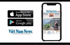 La bataille contre le COVID-19: ne manquez pas la nouvelle application de Việt Nam News!