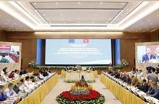 L'EVFTA est considéré comme une grande autoroute reliant l'UE au Vietnam