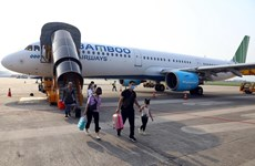 Sept mois : Bamboo Airways arrive en tête avec un taux de ponctualité