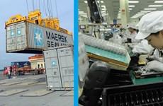 Le Vietnam enregistre un excédent commercial de 11,9 milliards de dollars en huit mois