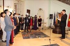 Célébration de la Fête nationale du Vietnam dans certains pays européens