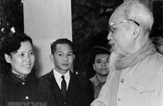 L'attention spéciale accordée par le Président Hô Chi Minh à la VNA