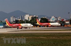 Trois aéroports au Centre suspendent leurs opérations en raison de la tempête Noul