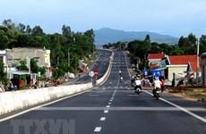Amélioration de la Nationale 13 reliant Binh Phuoc au Cambodge