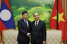 Typhon Noul: message de sympathie du Laos