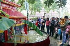 Nam Dinh préserve et développe l'art des marionnettes sur l'eau