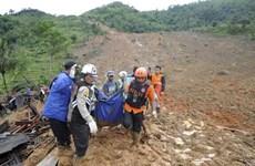 Les glissements de terrain font 10 morts dans la province indonésienne de Kalimantan du Nord