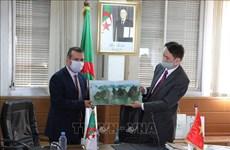 L'Établissement public de Télévision d'Algérie souhaite coopérer avec la Télévision du Vietnam