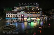 Les rues piétonnes de Hanoï fermées pour empêcher le COVID-19