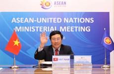 ASEAN 2020: Conférence des ministres des Affaires étrangères de l'ASEAN et l'ONU