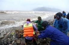 Typhon Saudel: les localités invitées à suivre strictement les directives
