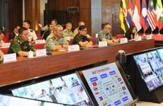 ASEAN : les conférences ADMM-14 et l'ADMM+ seront organisées en ligne