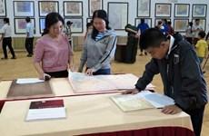 Exposition sur les archipels de Hoang Sa et Truong Sa à Da Nang
