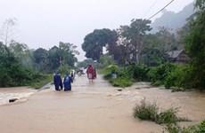 Inondations et glissements de terrain : message de sympathie de la RPDC