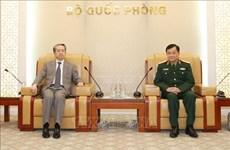 Vietnam-Chine : les relations entre les armées sont un pilier important du partenariat bilatéral