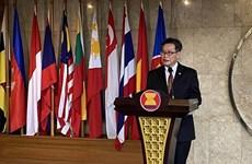 Le Secrétaire général de l'ASEAN place de grands espoirs pour les résultats du 37e Sommet