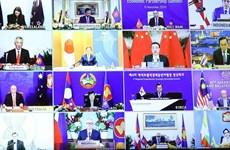 Les signataires soulignent l'importance du RCEP pour les économies
