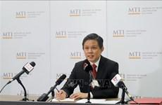 Singapour ratifiera bientôt l'accord RCEP