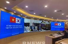 Vietnam et R. de Corée renforcent leur coopération dans le commerce et l'investissement