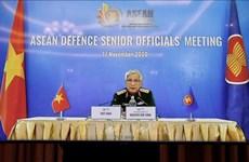 ASEAN 2020 : assurer au maximum les intérêts des pays de l'ASEAN dans la coopération de défense