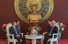 Renforcement de la coopération économique entre les localités vietnamiennes et chinoises