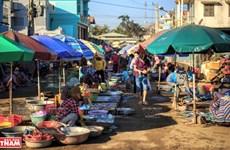 Le marché de Nai, un cadeau que la nature accorde au district de Ninh Hai